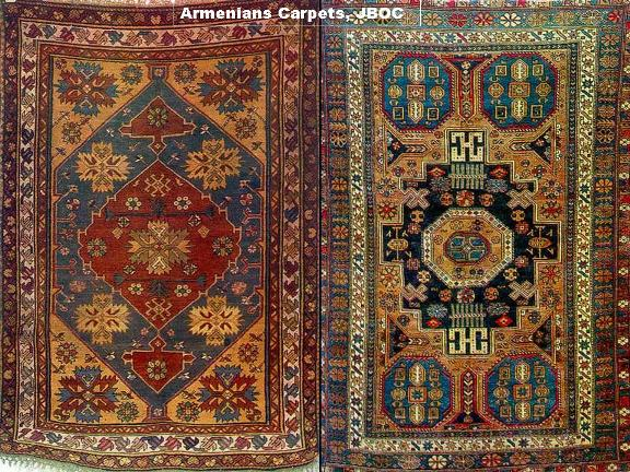 These Armenian Rugs Were Admittedly Carefully Chosen. Notice The Designs  Recall Common Afshar Themes Such As The Unusually Prominent Role Of The  Cruciform ...
