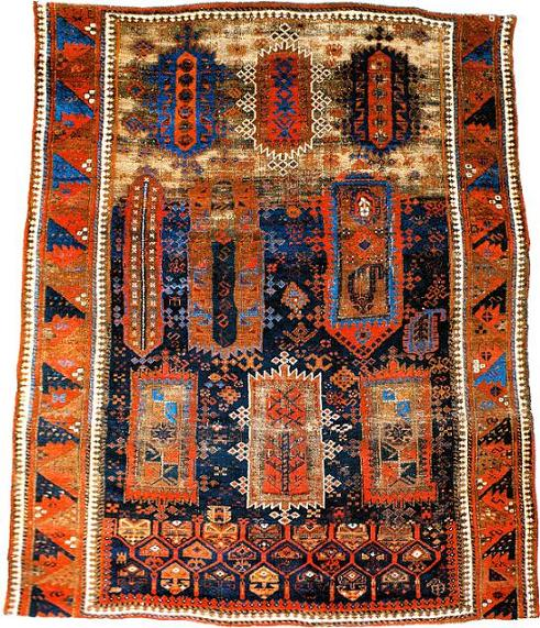baluch madrassa or mosque rug? - turkotek discussion forums