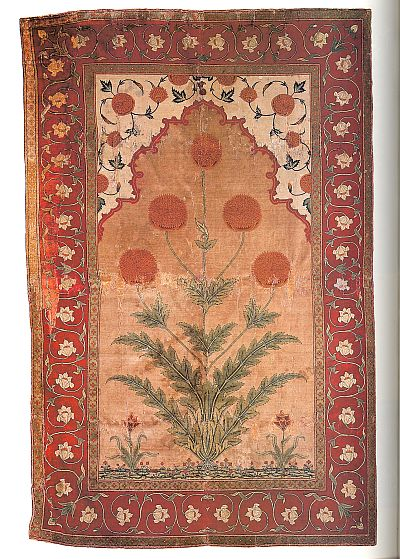Note The Camel Colored Ground From W B Denny Oriental Rugs Colorplate 25