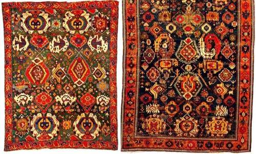Rug And Other Famous Eastern Anatolian Palmette Rugs Are May Be Representative Of